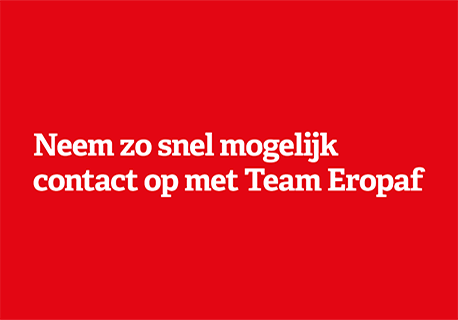 Contact team Eropaf